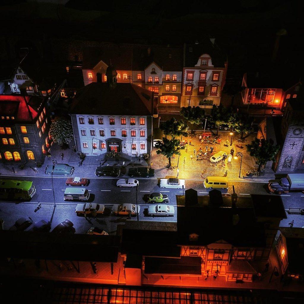 Nacht über Butzstadt