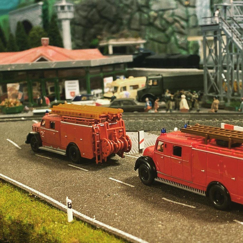 Feuerwehr Magirus TLF